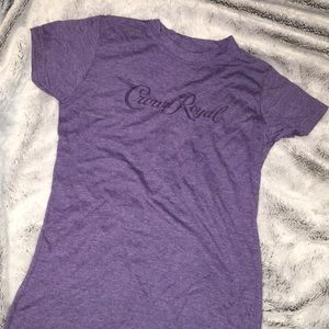 Crown Royal Purple T-Shirt